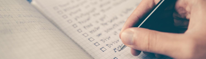 Checkliste zum Auswanderung planen