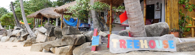 Treehouse am Silent Beach
