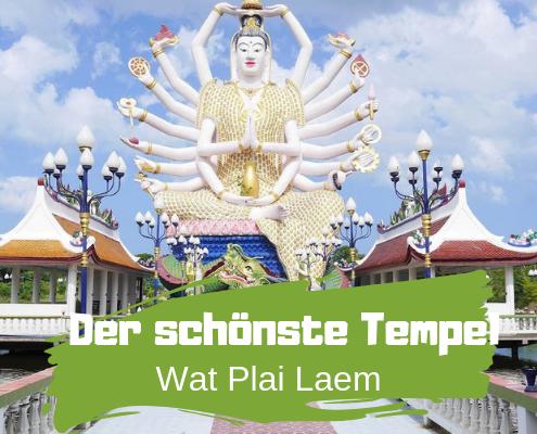 Tempel Koh Samui