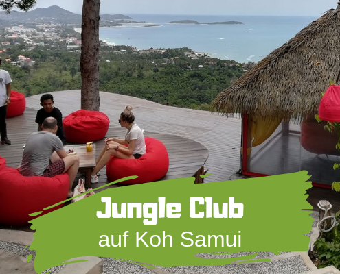 The Jungle Club Koh Samui